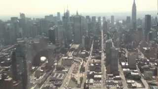 New York VFR Corridor in a Velocity