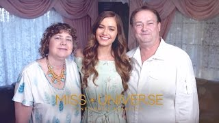 Meet the Parents of the Miss Universe Contestants