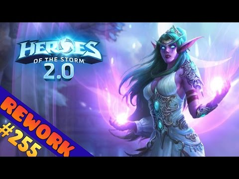 Heroes of the Storm 2.0 | Tyrande Rework | EP255 | Gameplay Español | Heroes 2.0