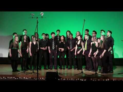UBC A Cappella - 'Hide and Seek' - Imogen Heap