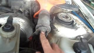 Ваз 21099 плохая работа двигателя на холостом ходу