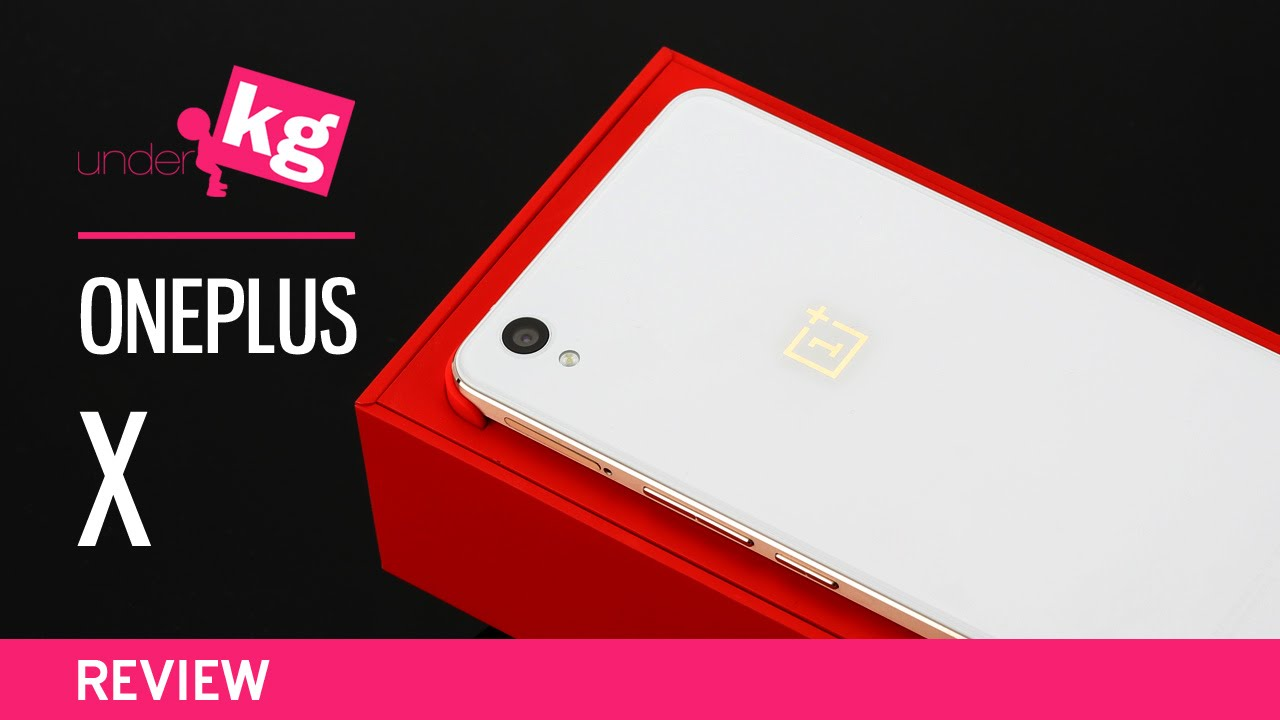 OnePlus X White & Gold Review [4K]