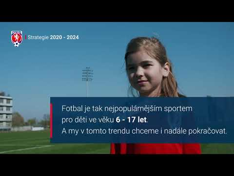 Fotbal představil ambiciózní plán na čtyři roky