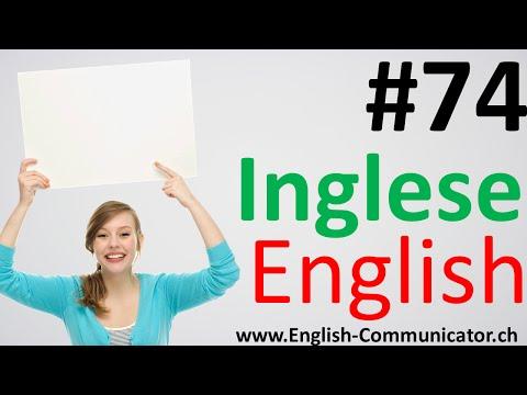 #74 Inglese English risultativo portati retorica rhotic Rhyme rima radice Esegui