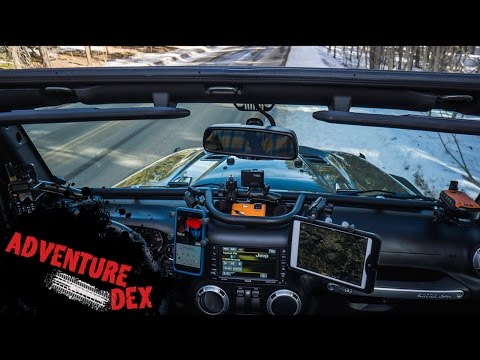 Jeep Wrangler Dash Mount!! - Vector Offroad