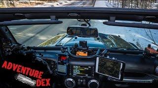 Jeep Wrangler Dash Mount!! - Vector Offroad