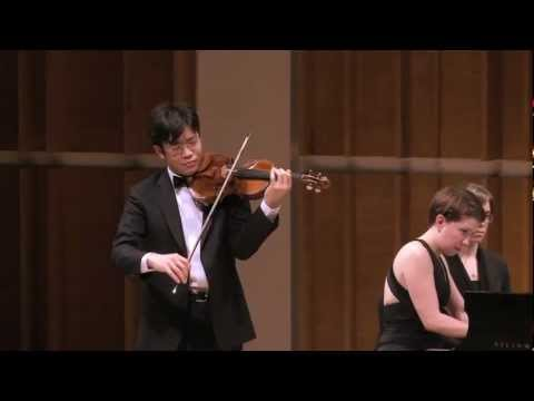Paul Huang - Ravel: Habanera - Young Concert Artists, Inc.