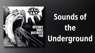 Against All Authority // Sounds of the Underground