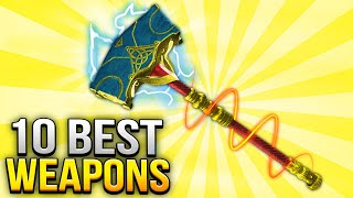 Assassins Creed Valhalla - 10 Best Weapons YOU NEED TO GET!