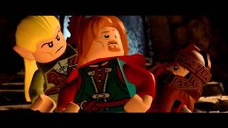 LEGO Властелин Колец #8(Великий пещерный Гендальф)