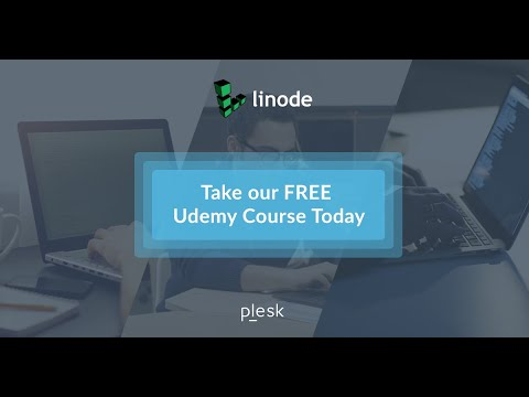 Plesk On Linode Udemy Course