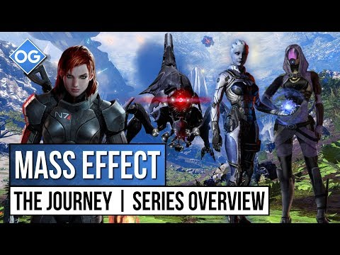 Mass Effect: The Journey (A Series Overview)