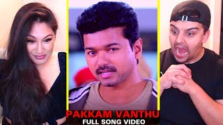 *YOU ASKED FOR IT* Pakkam Vanthu | Kaththi | Vijay, Samantha Ruth Prabhu | Hip Hop Tamizha Anirudh