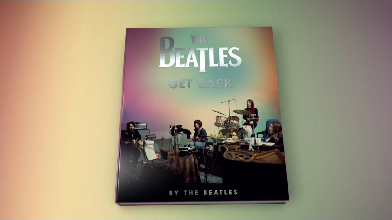 Beatles Announce New 'Get Back' Companion Book to 2021 Film - Rolling Stone