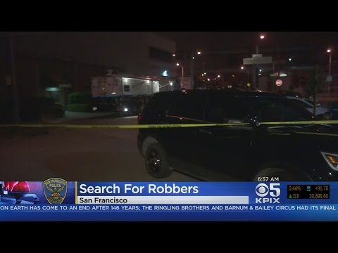 San Francisco Police Search For Home Invasion Suspects