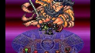I like seimadoushi(聖魔童子)♪ [KIZIN KOURINDEN ONI] (SFC) vs abihiko(安日彦) 天下五剣と三種の神器! #ONI#ONIシリーズ#SFC.