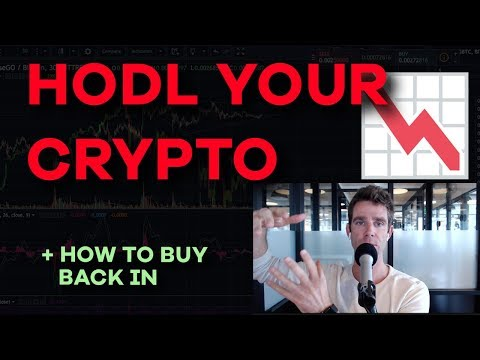 HODL Your Crypto! Bloody Tuesday, Buyer Psychology, News, Protocol Tokens + Long Term - Ep 126