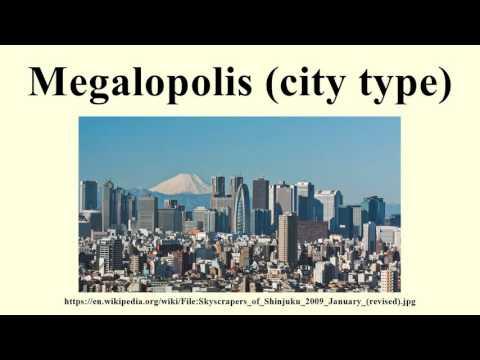 Megalopolis (city type)