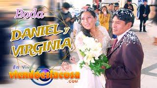 VIDEO: VALS ONDAS DEL DANUBIO - BODA DANIEL y VIRGINIA