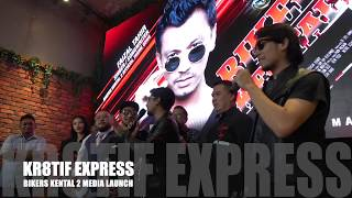 Bikers Kental 2 Media Launch - Soundtrack Performance by Akim Ahmad & Faizal Tahir
