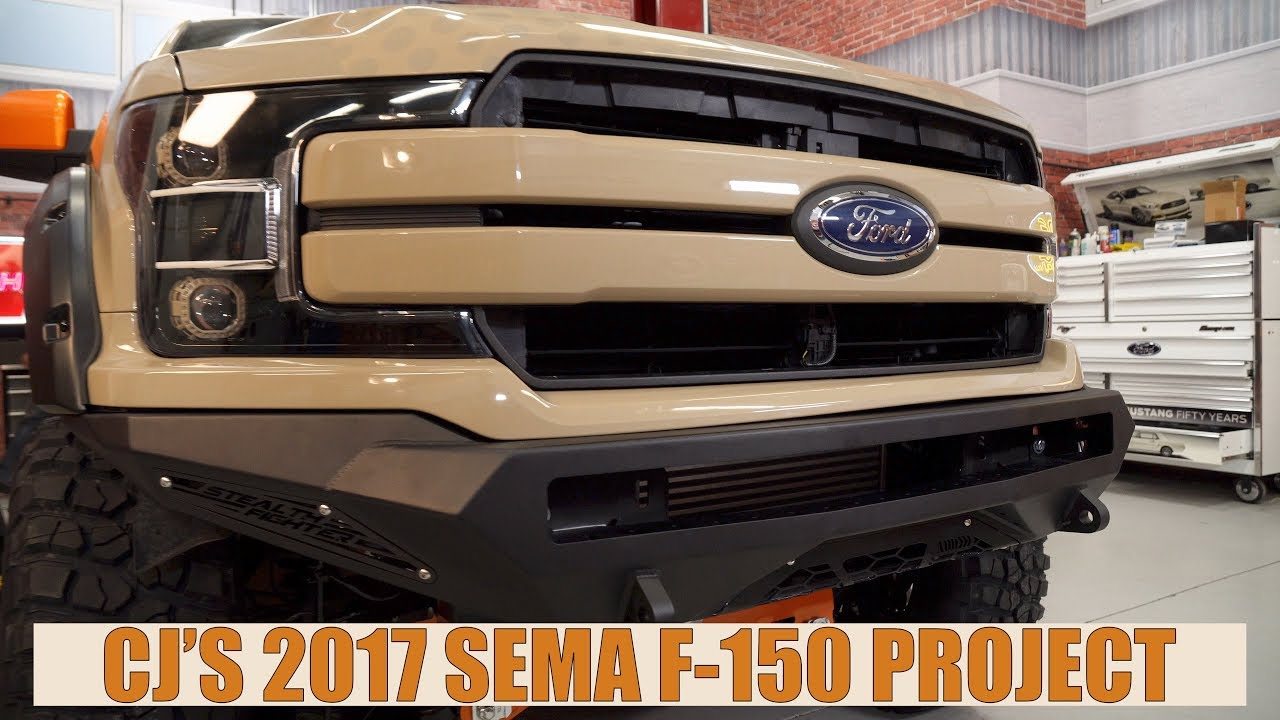 medium resolution of f 150 addictive desert designs front bumper stealth fighter 2018 installation