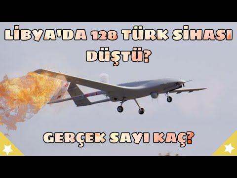 Libya'da 128 Türk Sihası Düştü? İddialar Doğru Mu? Gerçekte Kaç Sihamız Düştü?