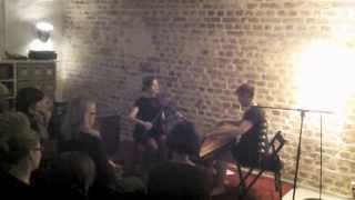 Chasing the Spark: Johanna-Adele Jüssi & Maija Kauhanen playing Elajad/Lehmad