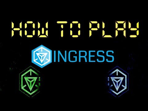 How to play Ingress (Including Portal/Pokestop submissions)