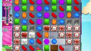 Candy Crush Saga Level 1221 with 10 moves left,  NO BOOSTERS!