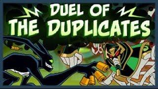 Ben 10 - Duel Of The Duplicates - Ben 10 Games