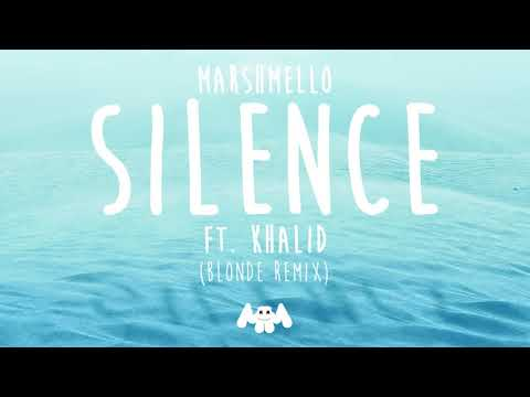 [Replace] Marshmello Ft. Khalid - Silence (Blonde Remix)
