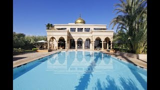 Palais Namaskar, Marrakesh, Morocco