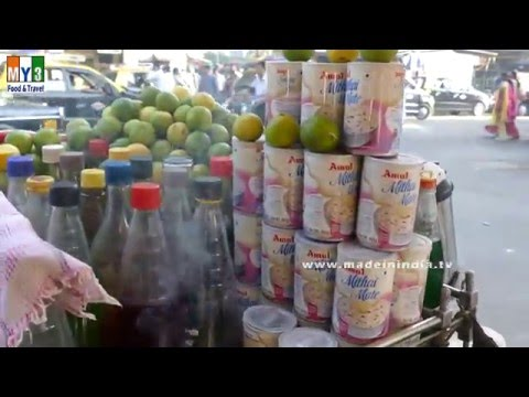 Cool Lime Soda | ROAD SIDE STREET FOODS IN INDIA | 4K VIDEO