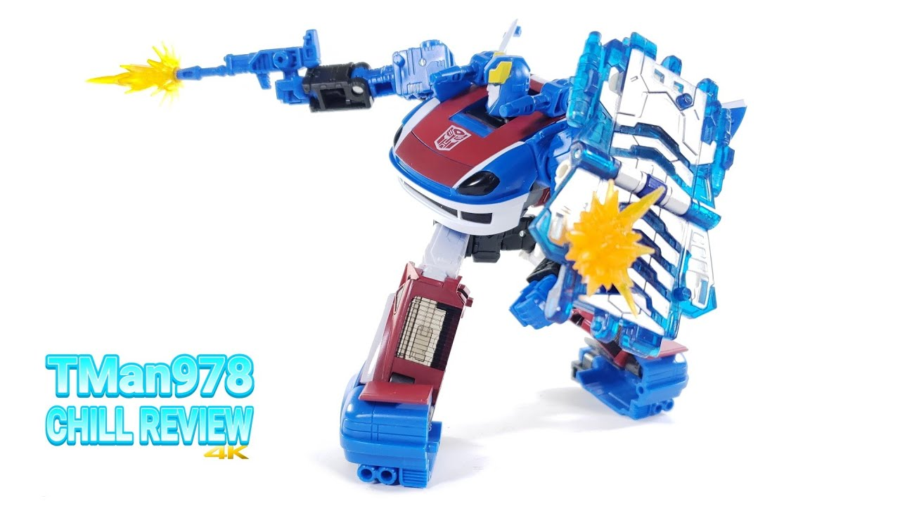Transformers Earthrise Smokescreen CHILL REVIEW