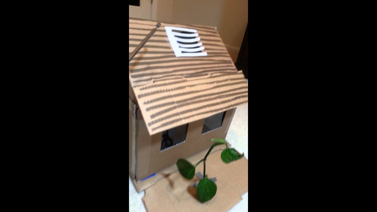 Apes solar house project