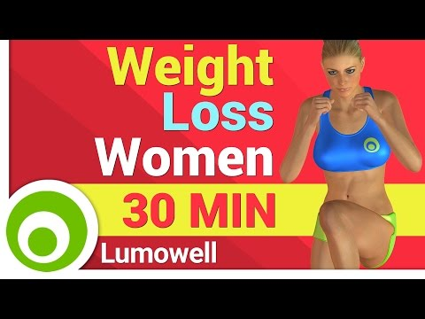 Weight Loss Workout for Women at Home