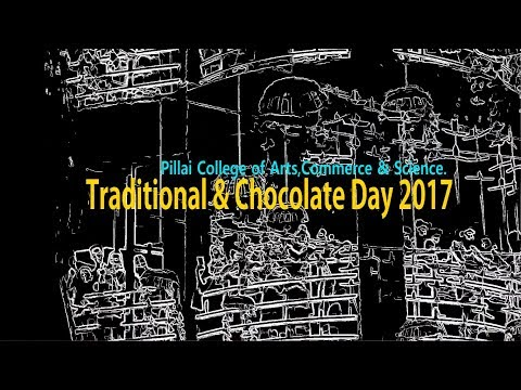 Traditional & Chocolate Day 2017 After-Movie, Pillai College Of Arts,Commerce & Science