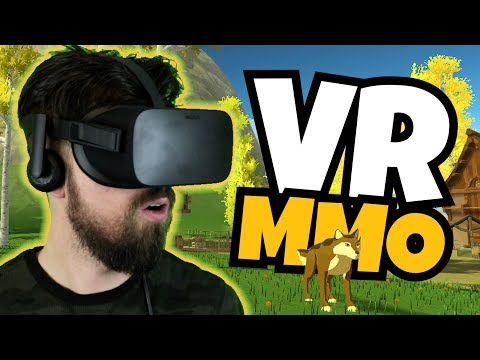I Played The Worlds First VR MMORPG