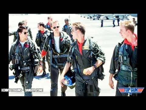 Kenny Loggins - Danger Zone (Movie Edit) w/ Download Link - Top Gun OST