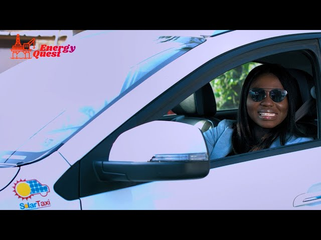 Energy Quest Episode 2  - Electric Vehicles In Ghana