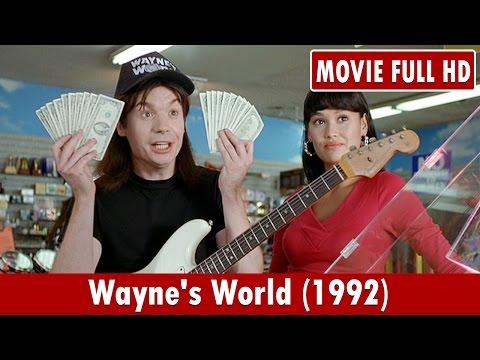 Wayne's World (1992) Movie **  Mike Myers, Dana Carvey, Rob Lowe