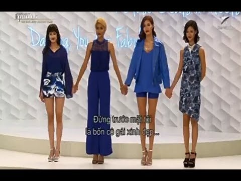 Grand Finalists Announcement - Asia's Next Top Model Cycle 5 And Clara's Emotional Farewell Speech
