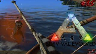 ark survival evolved caando o alpha raptor 35