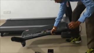 How to Install JSB Cardio Max HF75 Motorized Electric Treadmill