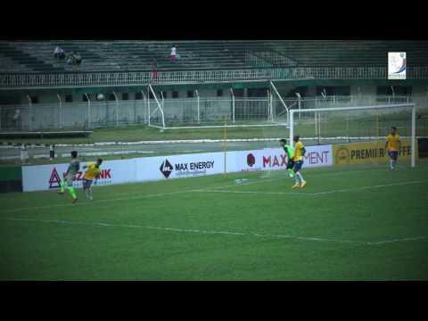 Magwe 1-1 Rakhine Utd Highlights