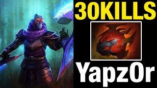 30 KILLS - YapzOr Plays Anti-Mage - Dota 2