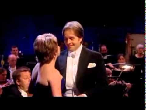 Alfie Boe & Rebecca Evans - O Soave Faniciulla