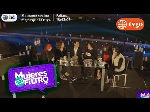 Mujeres sin filtro 19/08/2017 - Parte 1/5