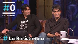 LA RESISTENCIA - Entrevista a Eneko Sagardoy y Paul Urkijo | #LaResistencia 27.02.2018