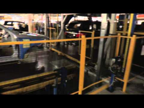 Inside the Mercedes-Benz Manufacturing Facility